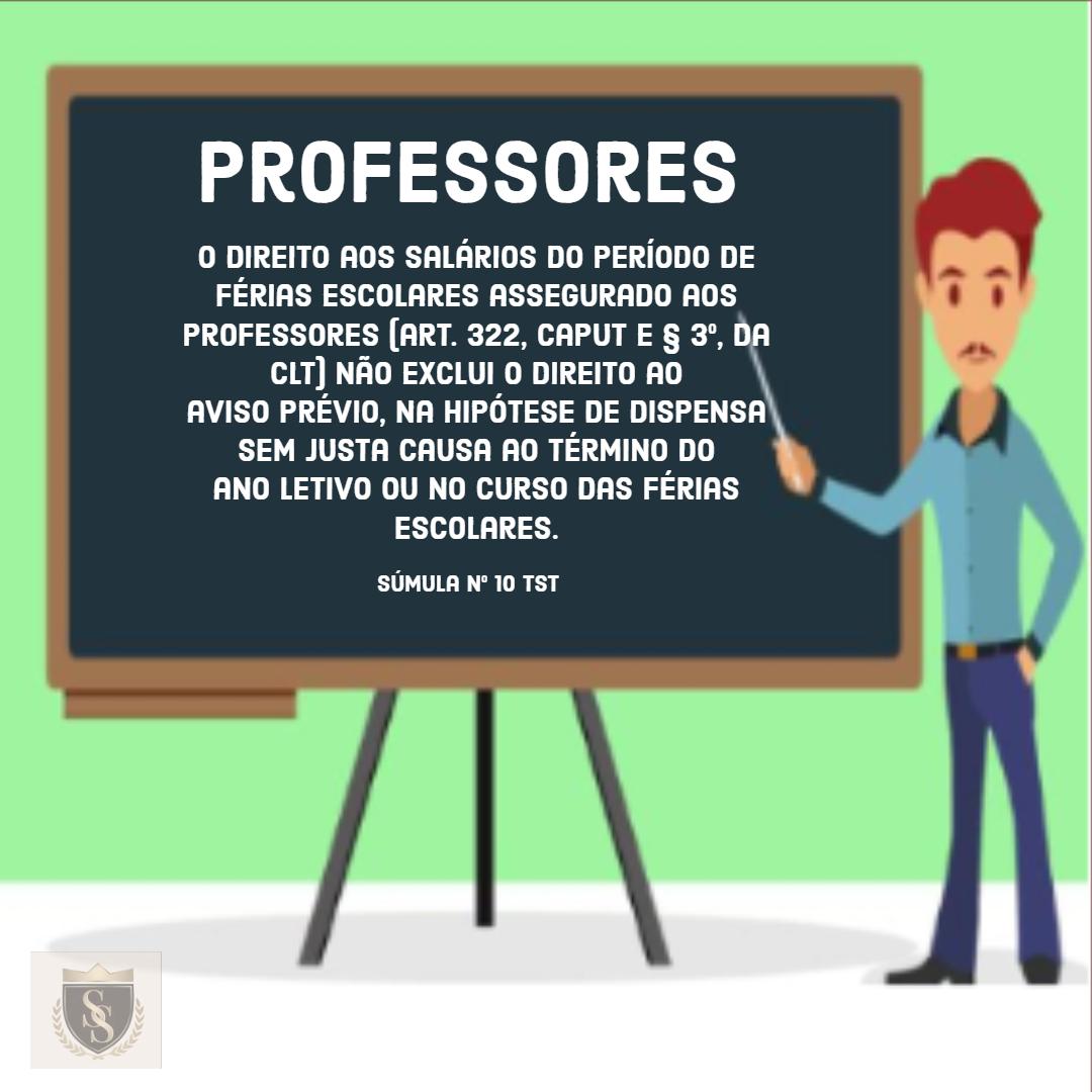 Professores Direitos Trabalhistas