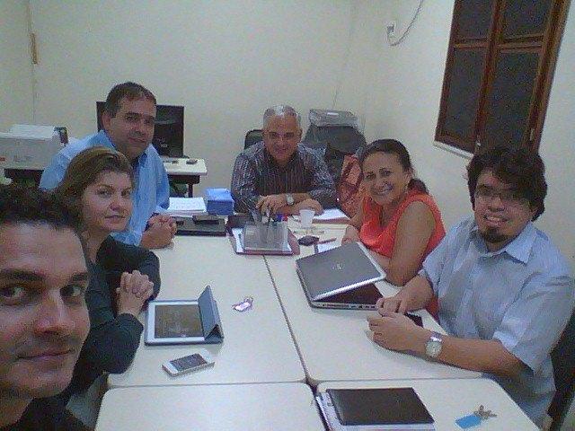 Reunião do GT do CRP-11 no dia 13/13/2013