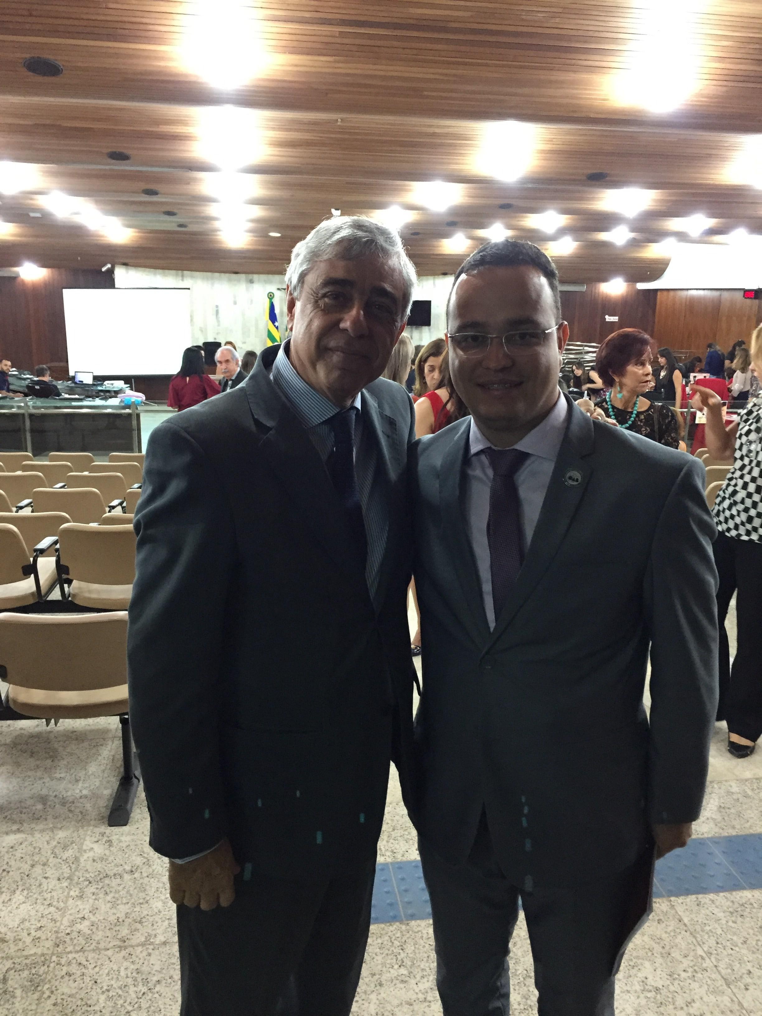 Presidente do Tribunal de Justiça de Goiás