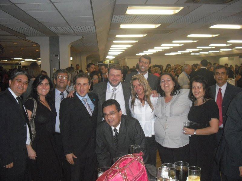 Posse Diretoria OAB - 2010