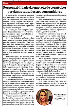 Matéria Jornal Impresna 04/10/2015