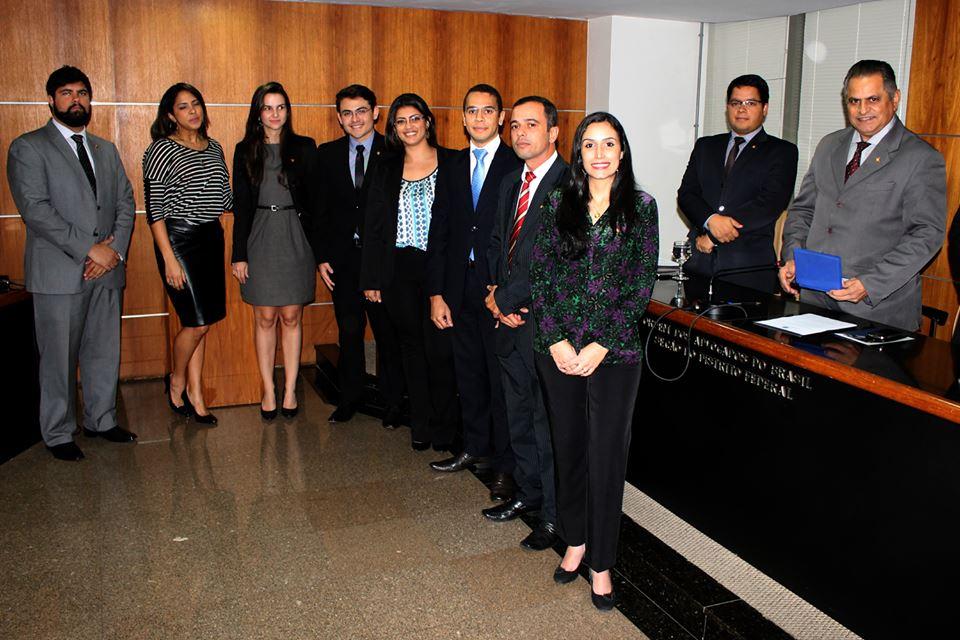 Posse-Comissão OAB Jovem 2015