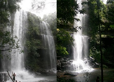 Cachoeira Vale do Paraiso - Alenquer