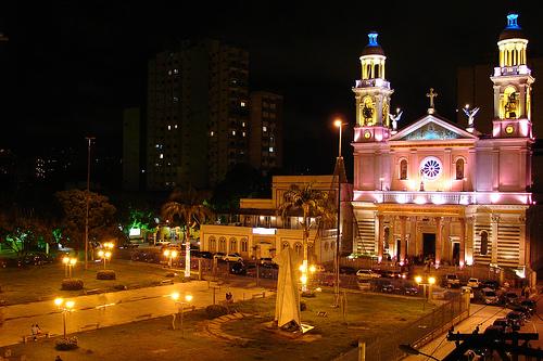 Basílica de Nazaré e Praça Santuário