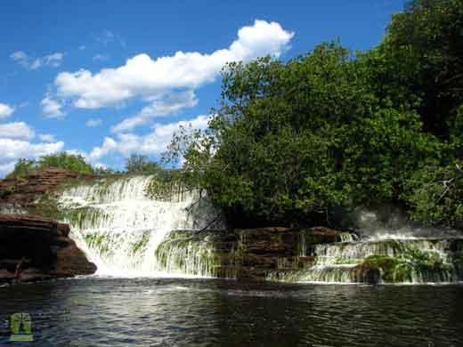 Cachoeira de Jamaracaru - Oriximiná