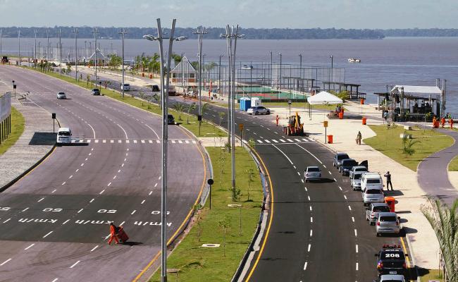 Portal da Amazônia - Orla de Belém