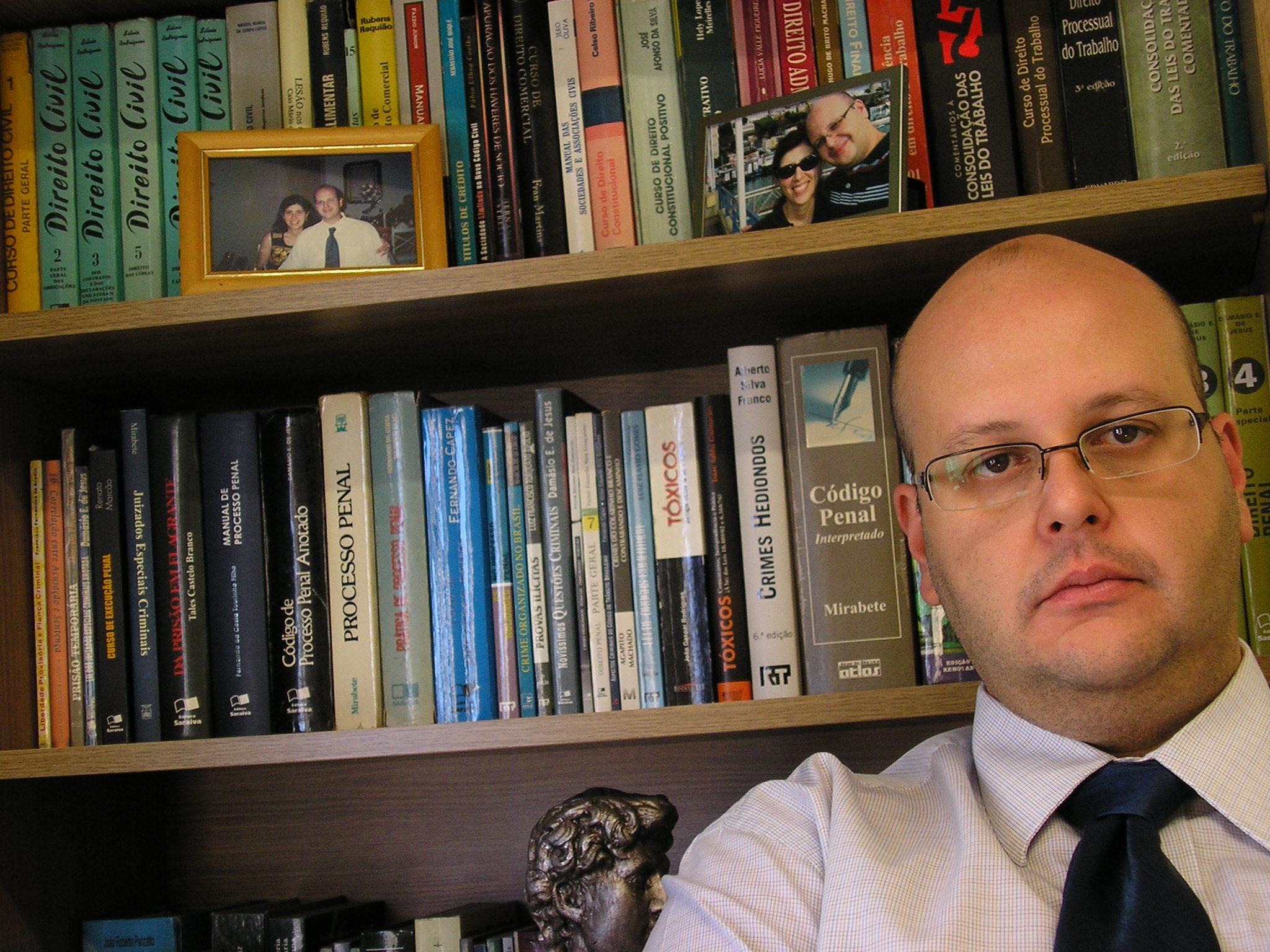 Dr. Alexandre Calissi Cerqueira OAB/SP 154.407